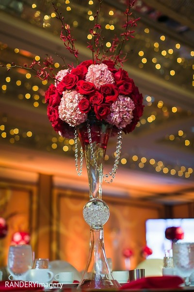 Floral & Decor in Long Beach, CA Indian Wedding by RANDERYimagery