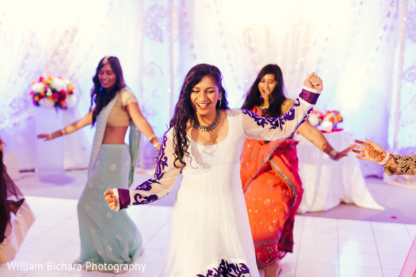 Reception in Fort Worth, TX Indian Wedding by William Bichara Photography