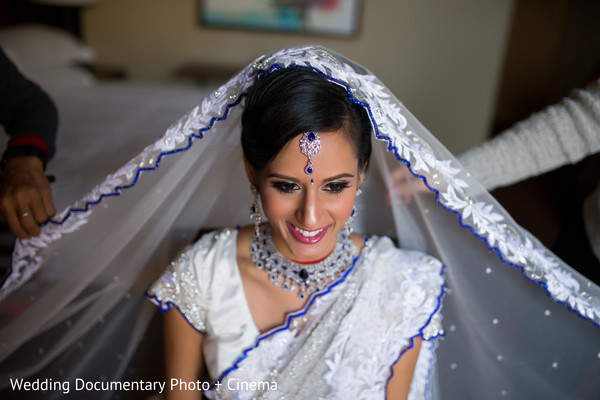 Indian bride in Costa Mesa, CA Indian Wedding by Wedding Documentary