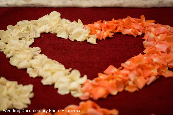 Ceremony details in Costa Mesa, CA Indian Wedding by Wedding Documentary