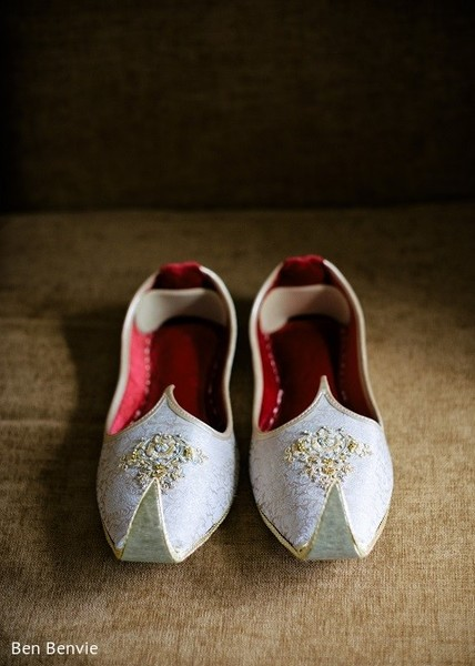 Groom Fashion in Ontario, Canada Pakistani Fusion Wedding by Ben Benvie