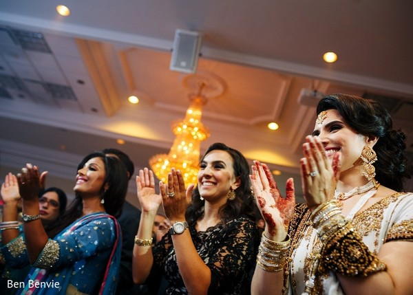 Valima in Ontario, Canada Pakistani Fusion Wedding by Ben Benvie