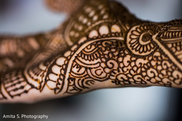 Mehndi in Orlando, FL Indian Wedding by Amita S. Photography