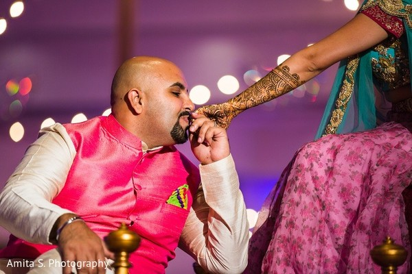 Pre-Wedding Portrait in Orlando, FL Indian Wedding by Amita S. Photography