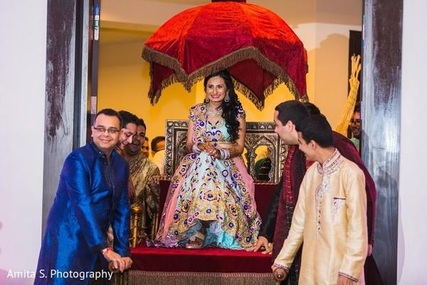 Sangeet in Orlando, FL Indian Wedding by Amita S. Photography