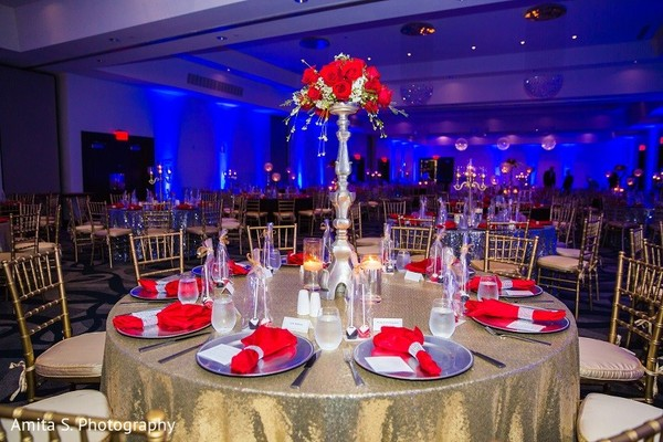 Floral & Decor in Orlando, FL Indian Wedding by Amita S. Photography
