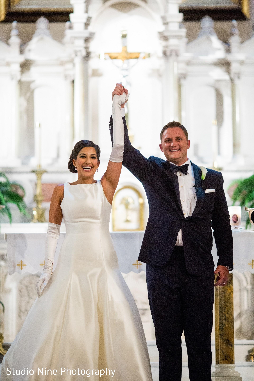 Philadelphia, PA Indian Fusion Wedding by Studio Nine Photography ...