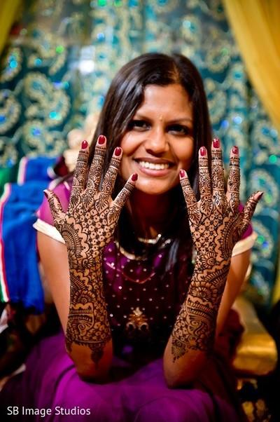 Mehndi Ceremony Highlights : Galveston tx indian wedding by sb image studios