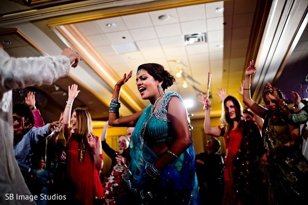 Pre-Wedding Celebration in Galveston, TX Indian Wedding by SB Image Studios