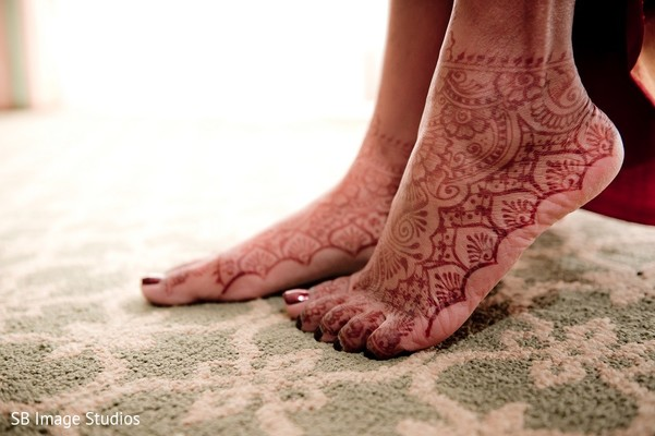 Mehndi in Galveston, TX Indian Wedding by SB Image Studios