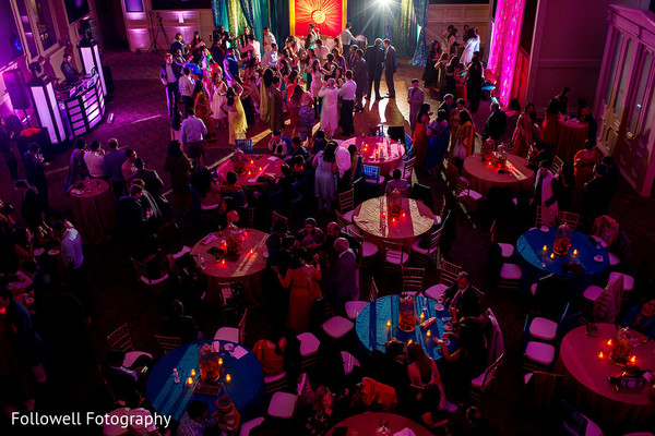 Sangeet in New Orleans, LA Indian Wedding by Followell Fotography