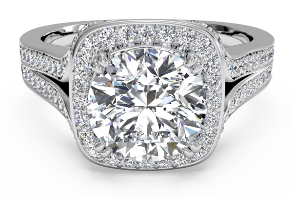 Engagement Ring in Celebrity Ringspiration From Ritani