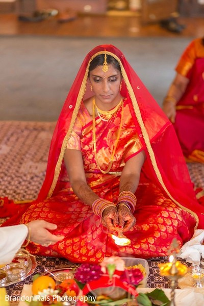 Sari in Detroit, MI Indian Fusion Wedding by Brandon Rais Photography