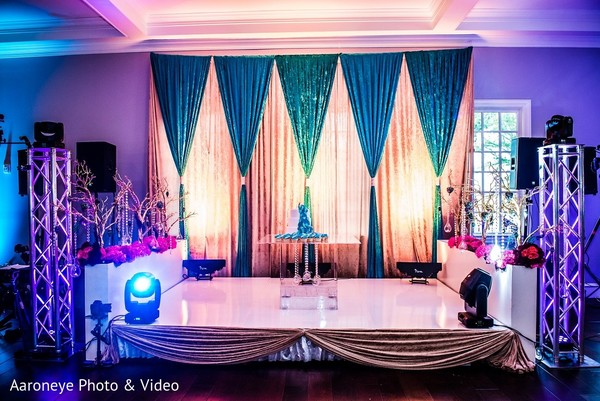 Floral & Decor in Dallas, TX Indian Wedding by Aaroneye Photo & Video