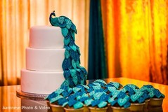 Inspiration Photo Gallery – Indian Weddings: Cupcakes for wedding ...