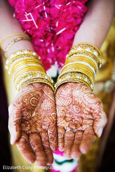 Mehndi in Pittsburgh, PA Indian Fusion Wedding by Elizabeth Craig Photography