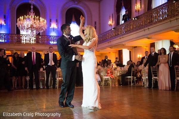 Pittsburgh Pa Indian Fusion Wedding By Elizabeth Craig
