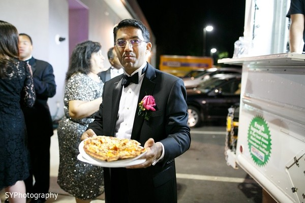 Reception in Marlton, NJ  Indian Wedding by SYPhotography