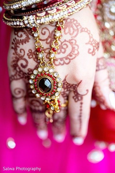 Ring in Long Island, NY Indian Fusion Wedding by Salwa Photography