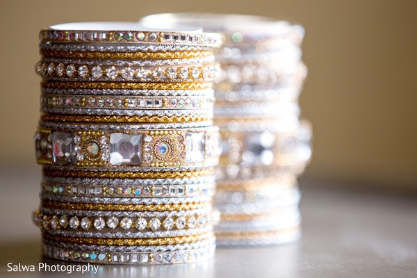 Churis in Long Island, NY Indian Fusion Wedding by Salwa Photography