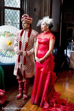 Tea Ceremony Chinese Fusion Wedding Indian