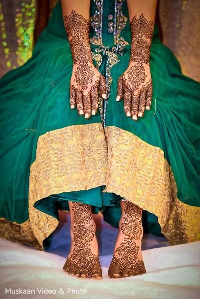 Raja Rani Bridal Mehndi Designs : Boston ma hindu sikh wedding by muskaan video photo