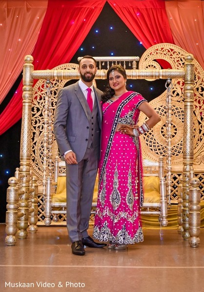 Pre-Wedding Portrait in Boston, MA Hindu-Sikh Wedding by Muskaan Video & Photo