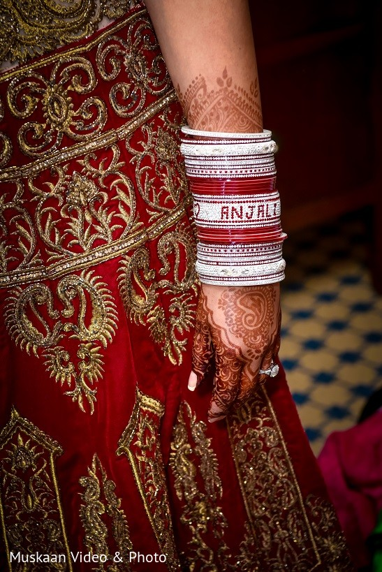 Indian Wedding Churaindian Churisindian Choodabridal Churabridal