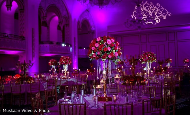 Lighting in Boston, MA Hindu-Sikh Wedding by Muskaan Video & Photo