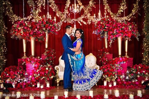 Boston ma hindu sikh wedding by muskaan video photo maharani indian wedding decorationsindian wedding decorindian wedding decorationindian wedding decorators junglespirit Image collections