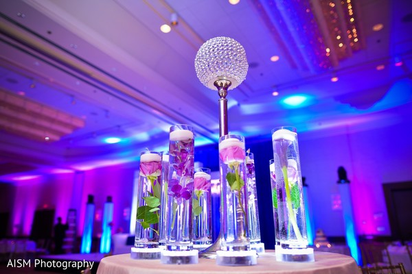 Reception in Rockville, MD Sikh Wedding by AISM Photography