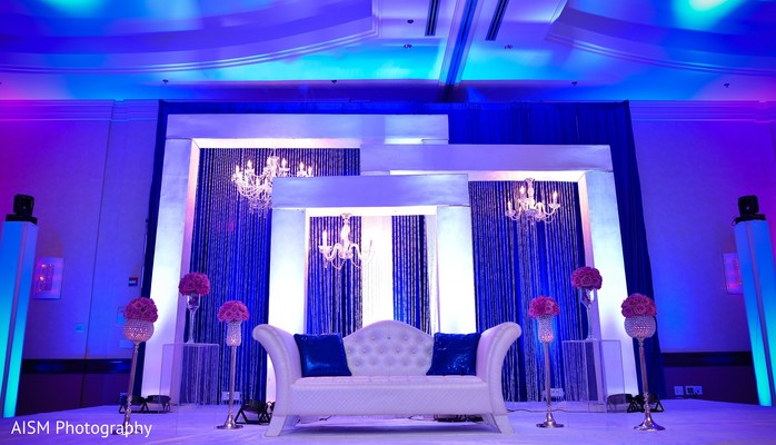 Sweetheart stage in Rockville, MD Sikh Wedding by AISM Photography
