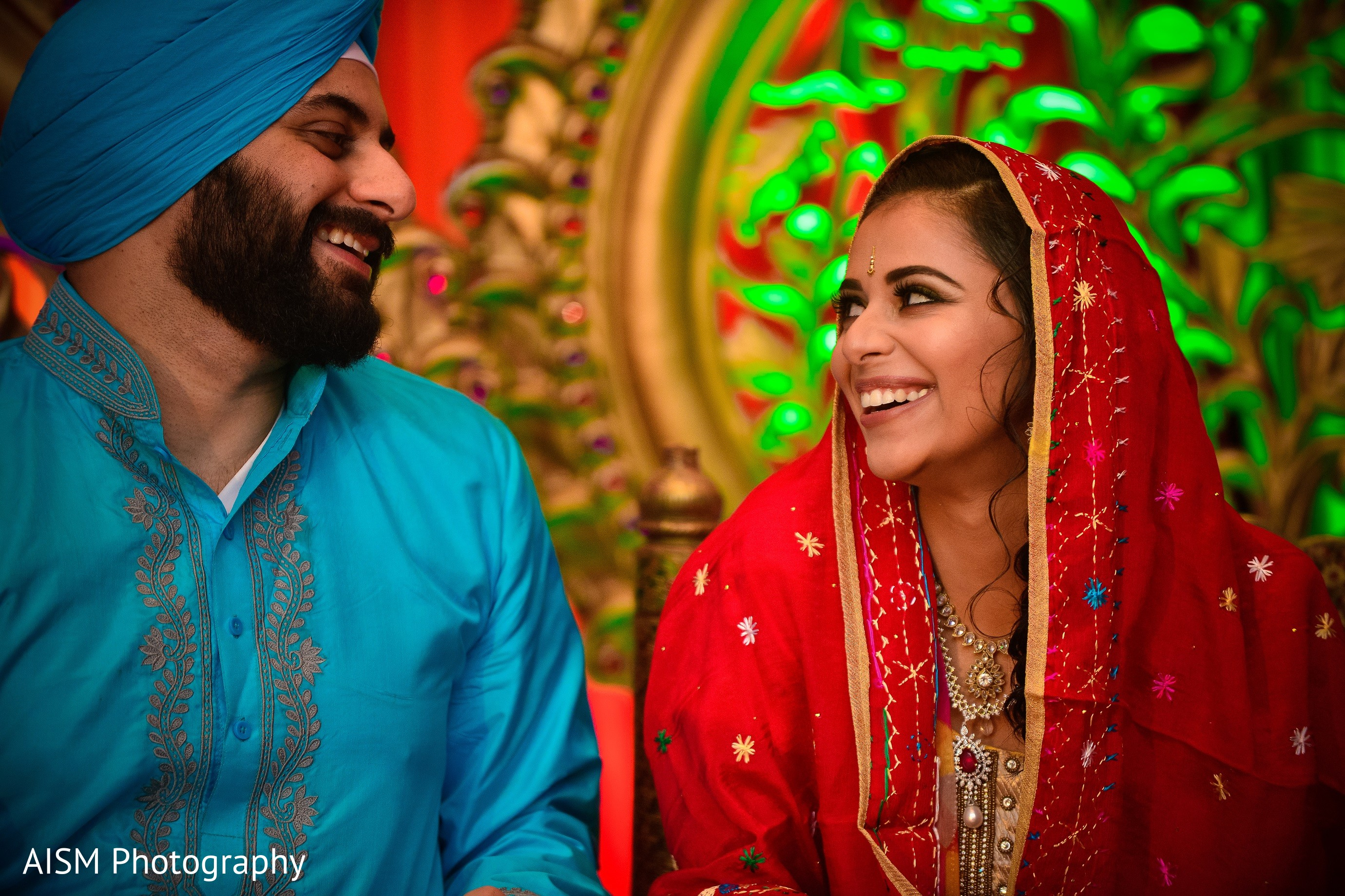 Sangeet in rockville md sikh wedding by aism photography for Jewelry by design rockville md