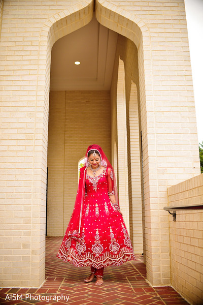 Anarkali in Rockville, MD Sikh Wedding by AISM Photography