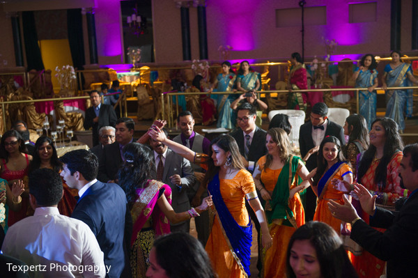 Reception in Dallas, TX Indian Fusion Wedding by Texpertz Photography