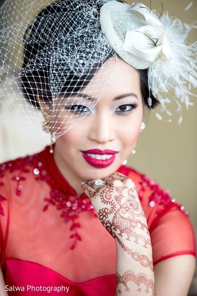 Photo in Long Island, NY Indian Fusion Wedding by Salwa Photography