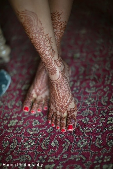 Mehndi in Safety Harbor, FL Indian Fusion Wedding by Haring Photography