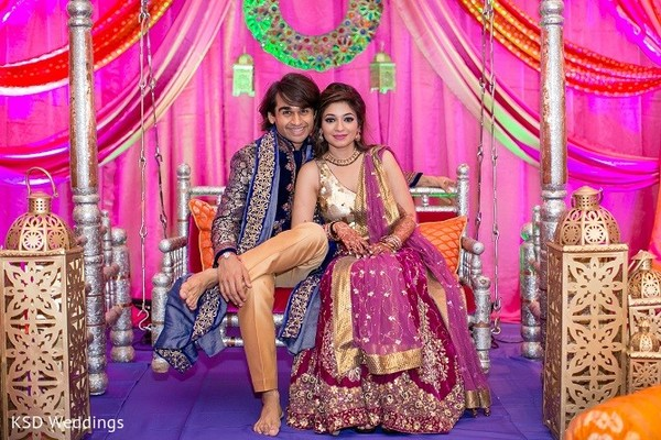 Pre-Wedding Celebration in Hauppauge, NY Indian Wedding by KSD Weddings