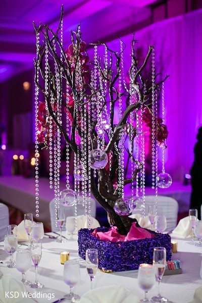 Floral & Decor in Hauppauge, NY Indian Wedding by KSD Weddings