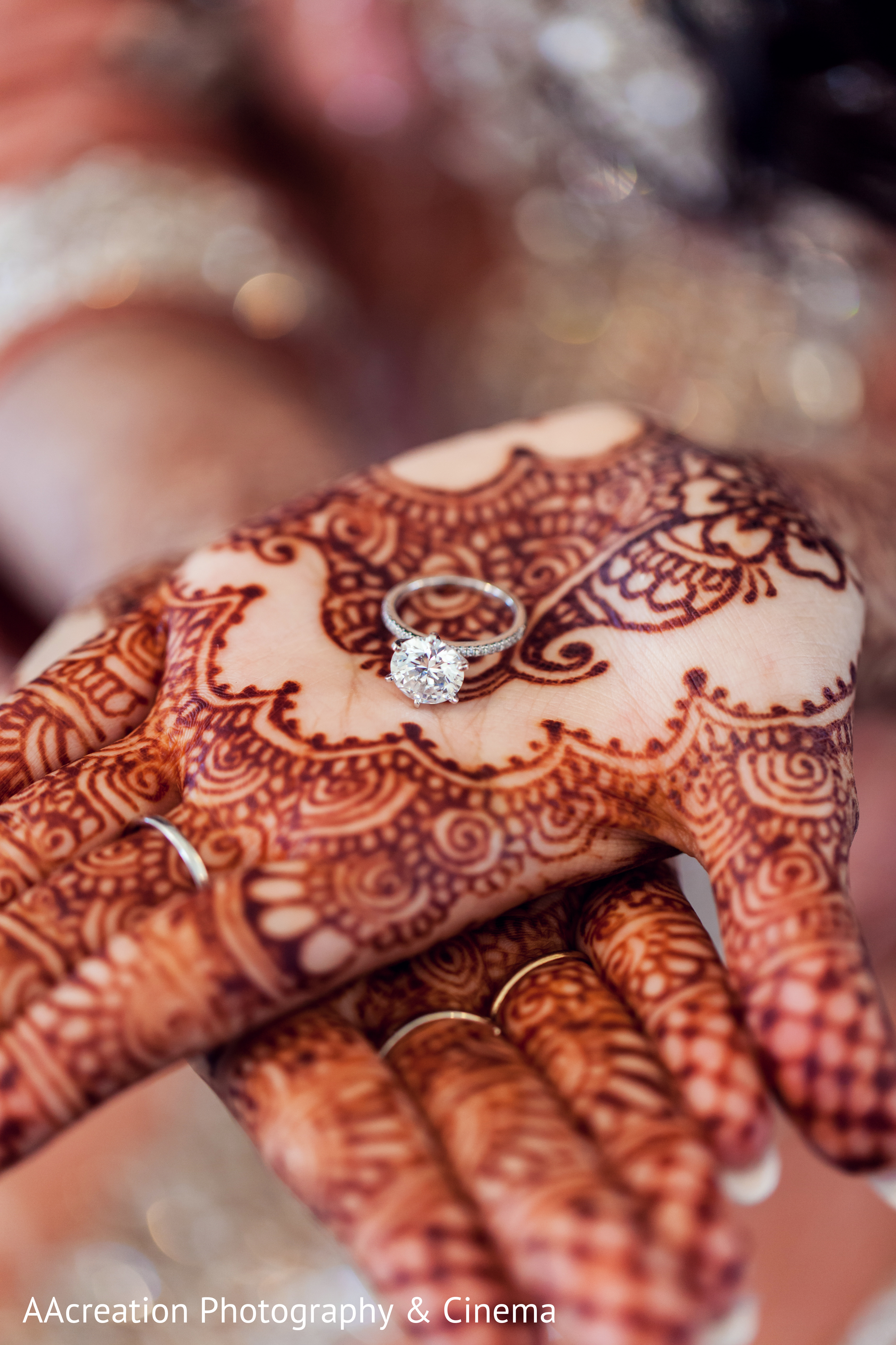 Mehndi Hands With Engagement Ring : Bridal jewelry mehndi in cerritos ca pakistani wedding