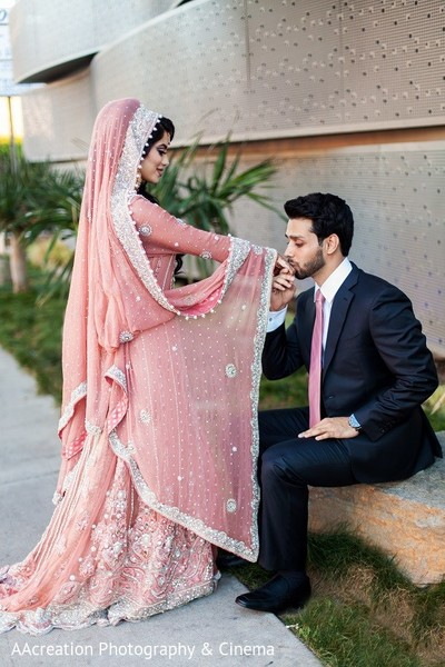 Walima Portrait in Cerritos, CA Pakistani Wedding by AAcreation Photography & Cinema