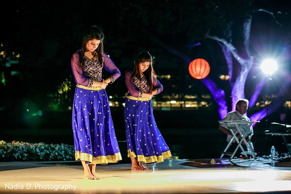 Sangeet in Irving, TX Indian Wedding by Nadia D. Photography