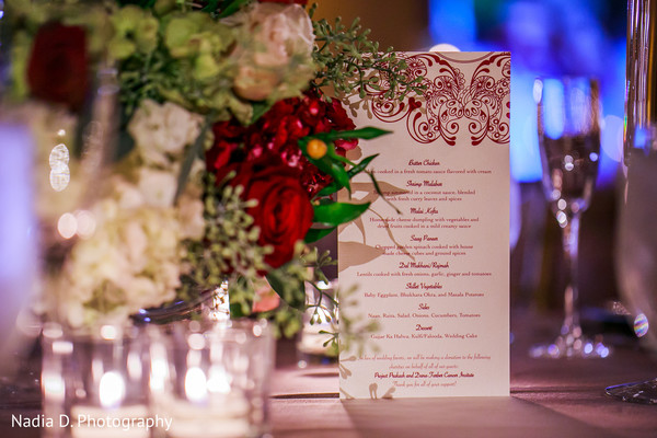Stationery in Irving, TX Indian Wedding by Nadia D. Photography