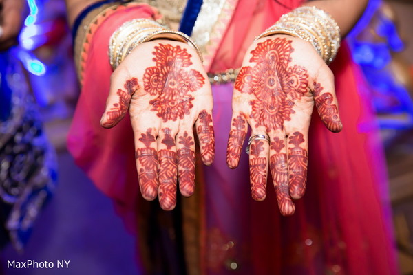 Mehndi in Somerset, NJ  Indian Wedding by MaxPhoto NY