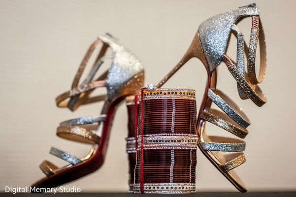 Heels in Huntington, NY Indian Wedding by Digital Memory Studio