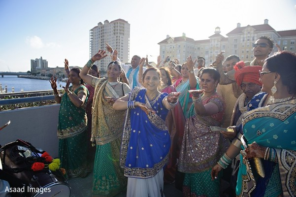 Baraat in Tampa, FL Indian Wedding by Asaad Images