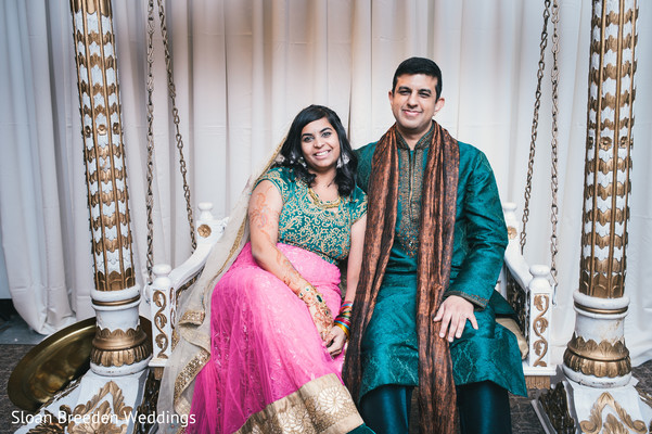 Mehndi party in Austin, TX South Asian Wedding by Sloan Breeden Photography