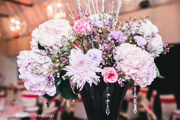 Floral and decor in Austin, TX South Asian Wedding by Sloan Breeden Photography