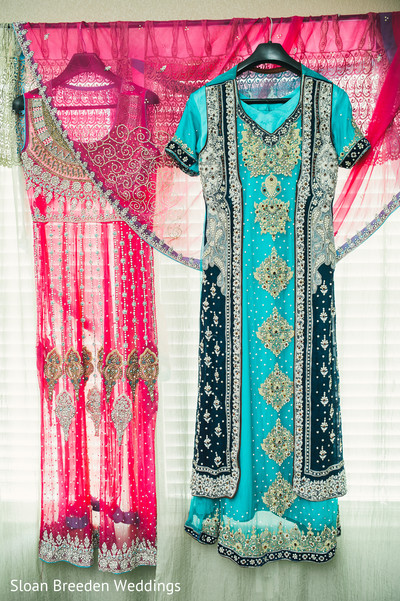 Bridal fashion in Austin, TX South Asian Wedding by Sloan Breeden Photography