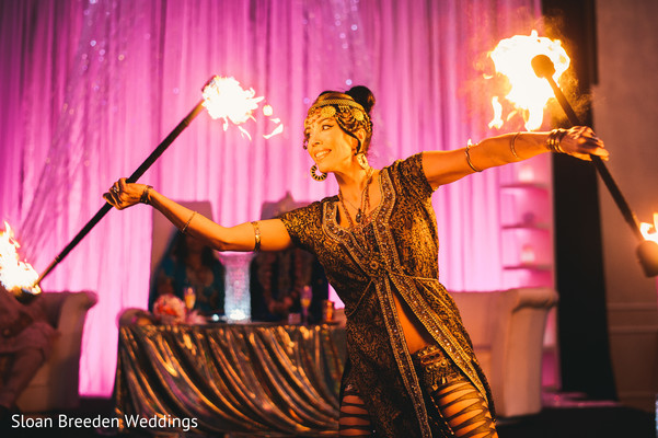Performance in Austin, TX South Asian Wedding by Sloan Breeden Photography